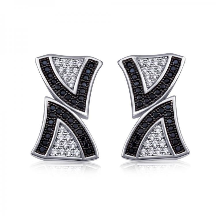 Inverted triangle stud