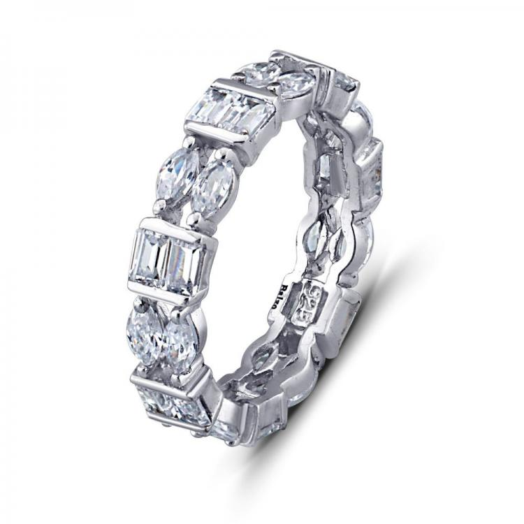 Magnificent Cubic Zirconia Ring