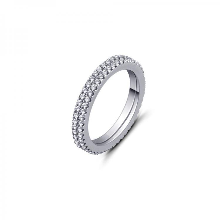 Sparkling Eternity Band