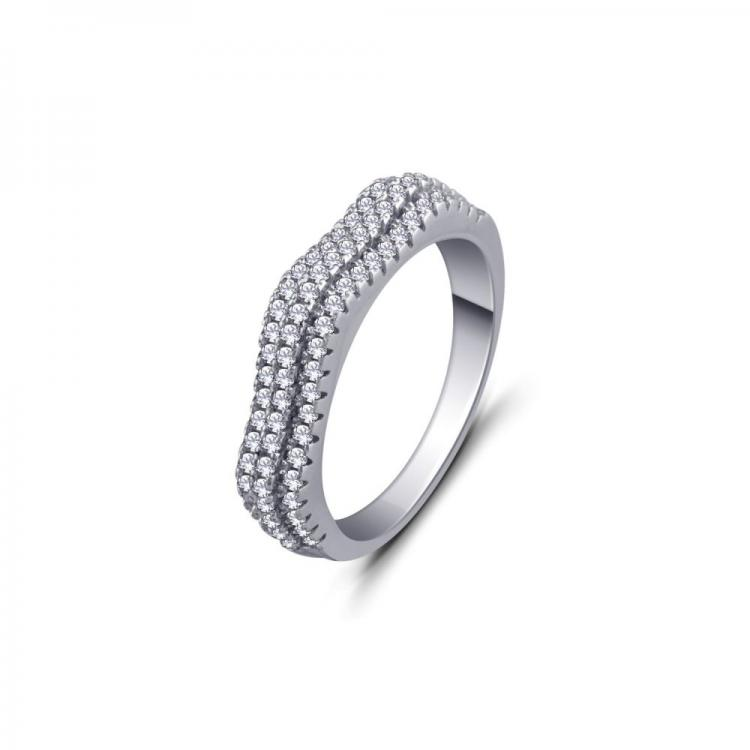 Double Eternity Ring