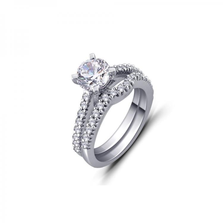 Royal Solitaire Ring